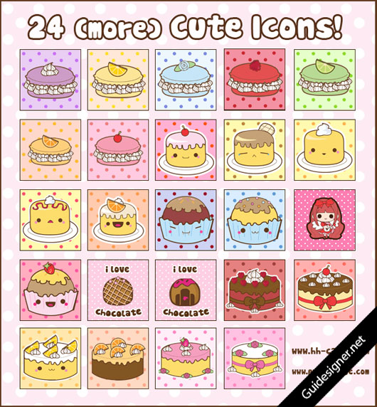 24_More_Cute_Icons_by_A_Little_Kitty