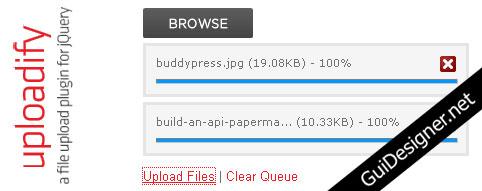 uploadify-jquery-plugin