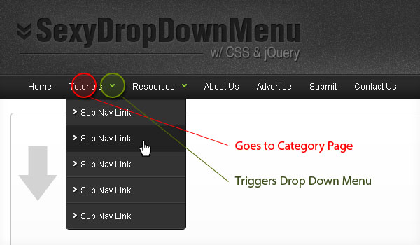 sexy-drop-down